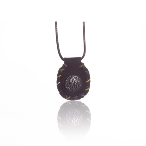 breslov shop nanach amulet color black and dark with my fire