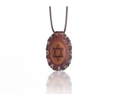 Breslov NaNach Amulet Necklace 491103