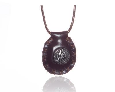 Breslov NaNach Amulet Necklace 491210