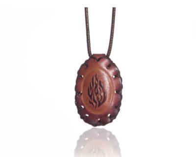 Breslov NaNach Amulet Necklace 491100