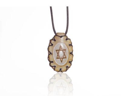 Breslov NaNach Amulet Necklace 491105