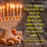 Say Thank You-  Chanukah and the Cosmic Power of Gratitude