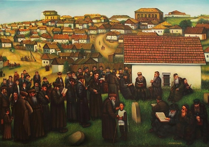 Who is Rebbe Nachman?