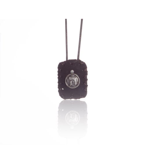 breslov shop nanach amulet color black and black with my he