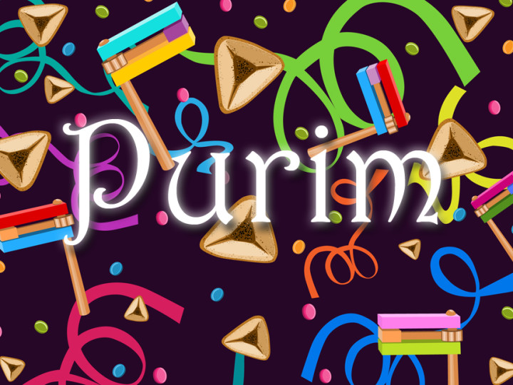 "Purim – ""There is no despair in the world at all!"""