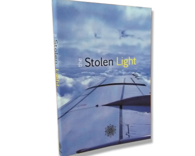 The stolen light – airplane cover