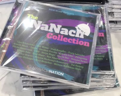 The Nanach Collection – Physical CD